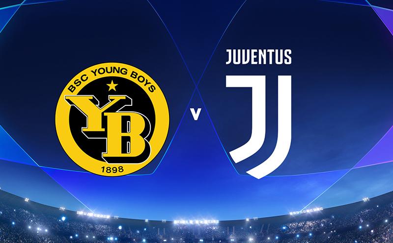 Young Boys  x Juventus - 6ª Rodada