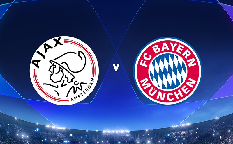 Ajax x Bayern de Munique - 6ª Rodada