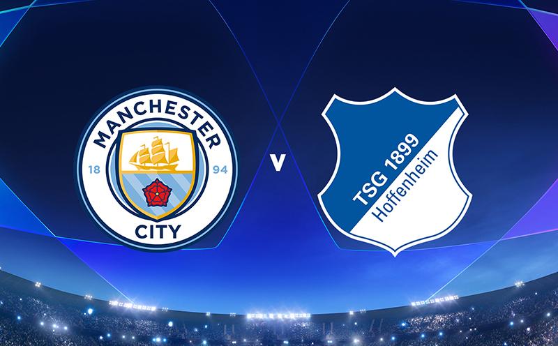 Manchester City x Hoffenheim - 6ª Rodada