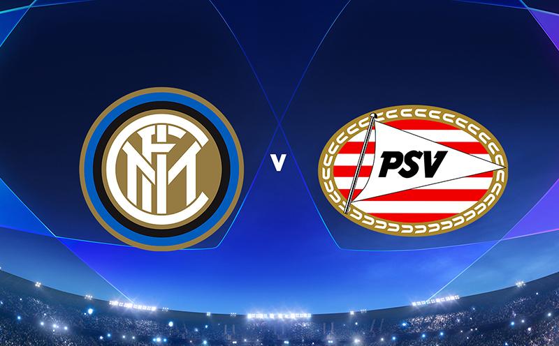 Inter de Milão x PSV - 6ª Rodada
