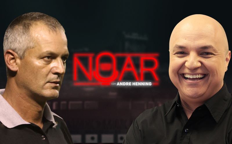 No Ar com Andre Henning: Lisca