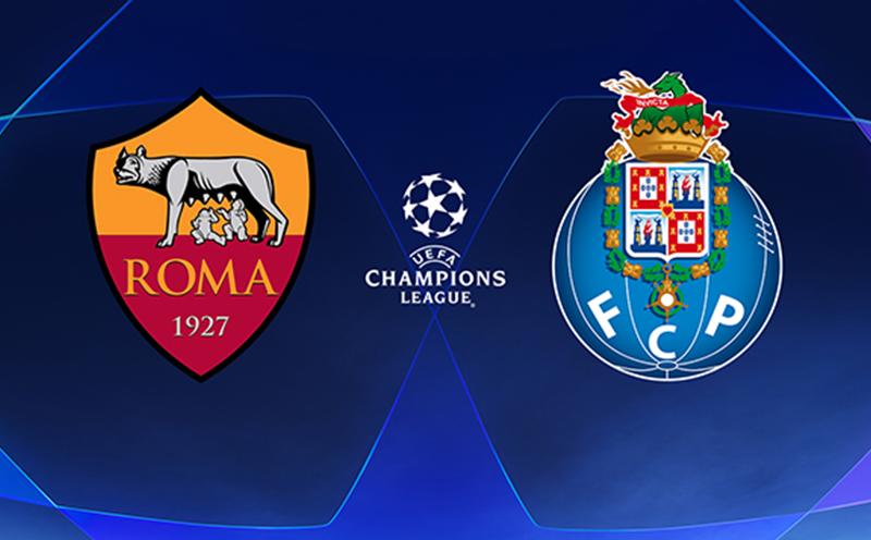 Roma x Porto - Oitavas de Final