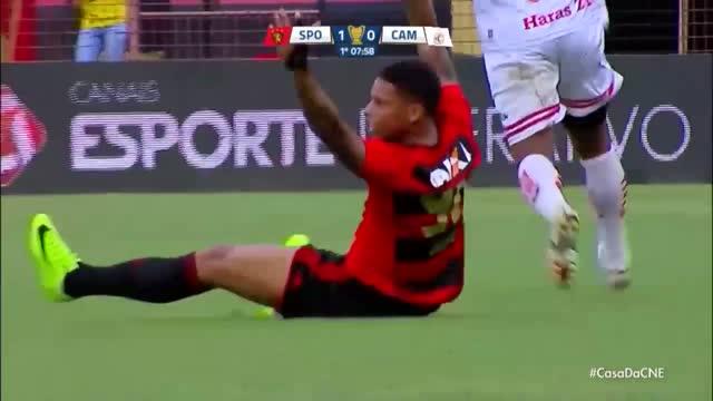 Sport x Campinense - Copa do Nordeste 2017