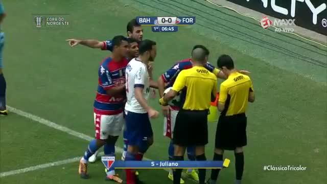 Bahia x Fortaleza | Quartas de Final | 03/04/2016