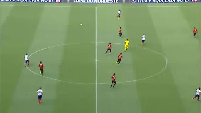 Bahia x Sport | Semifinal | 12/04/2015