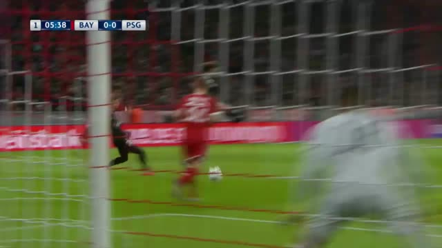 Bayern de Munique x Paris Saint Germain - Champions League 17-18