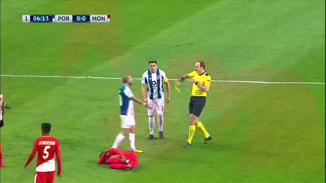 Porto x Monaco - Champions League 17-18