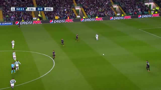 PSG x Celtic - Champions League | 17-18 - 5ª Rodada