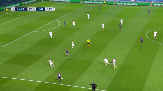 PSG x Bayern de Munique - Champions League | 17-18 - 2ª Rodada