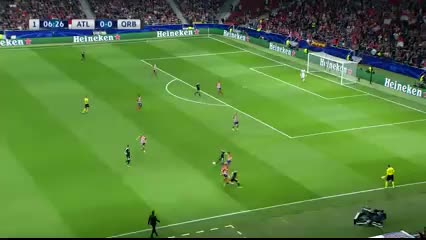 Atlético de Madrid x Qarabag - Champions League | 17-18 - 4ª Rodada