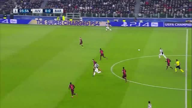 Juventus x Barcelona - Champions League - 5 ª rodada.mp4