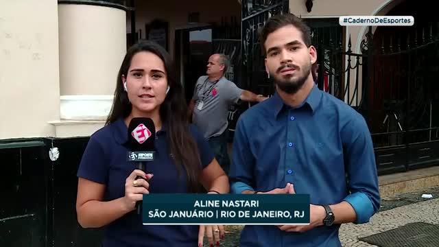 Caderno de Esportes - 12/01/2018