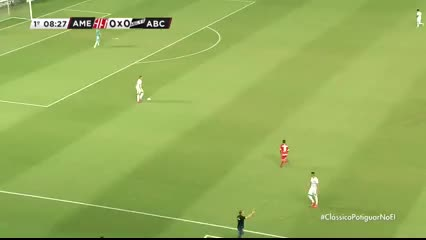 América x ABC - Campeonato Potiguar - 4ª rodada