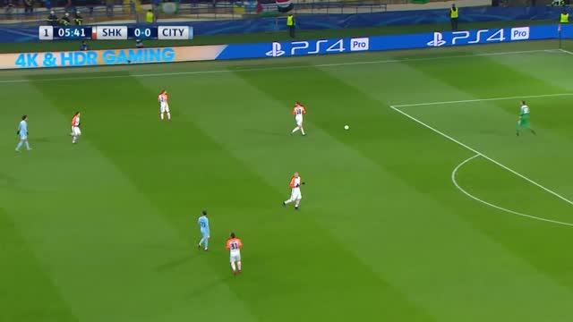 Shakhtar Donetsk X Manchester City - Liga dos Campeões - Fase de Grupos - 6ª Rodada