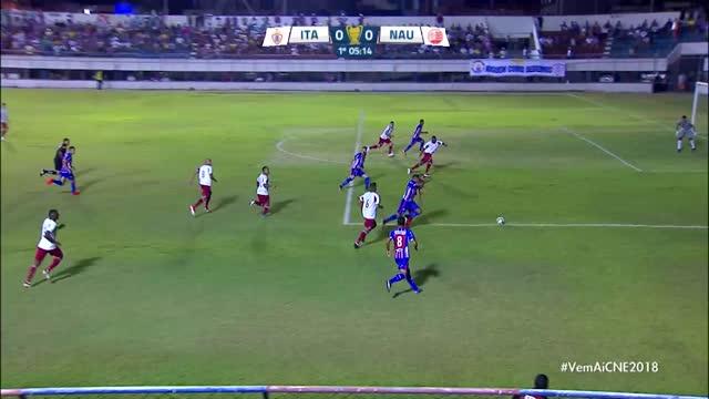 Itabaiana x Náutico - Pré Copa do Nordeste - Ida