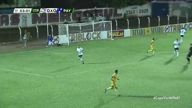 Interporto x Paysandu - Copa Verde - 09/02/2018