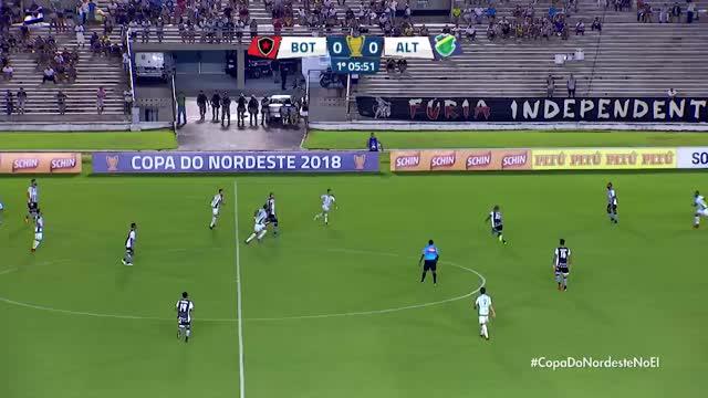 Botafogo-PB- x Altos - Copa do Nordeste - 3ª Rodada