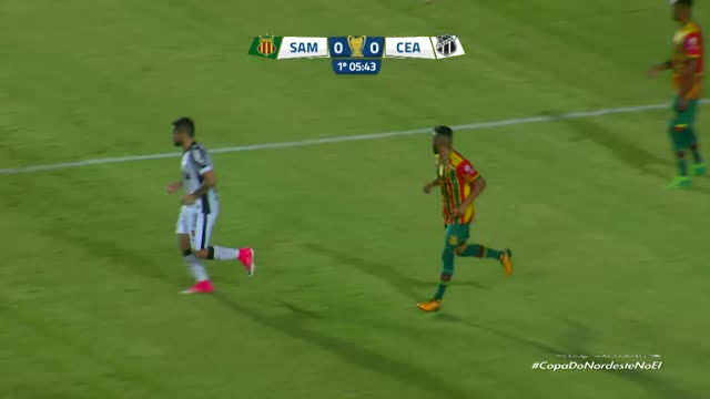 Sampaio Corrêa x Ceará - Copa do Nordeste - 3ª Rodada