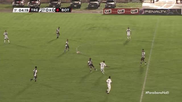 Treze x Botafogo-PB - Campeonato Paraibano - 8ª Rodada