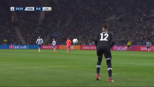 Porto x Liverpool - Liga dos Campeões - Oitavas de Final - Ida