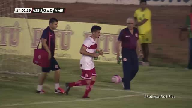 Assu x América-RN - Campeonato Potiguar - 6ª Rodada