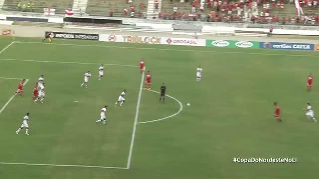 CRB x Santa Cruz  - Copa do Nordeste - 4ª Rodada