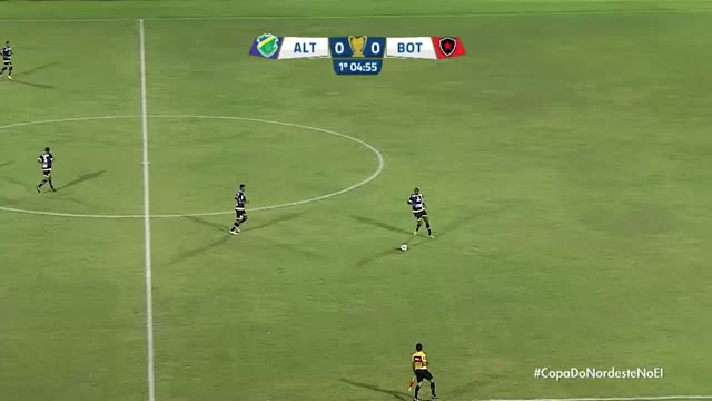 Altos x Botafogo - Copa do Nordeste - 4ª Rodada