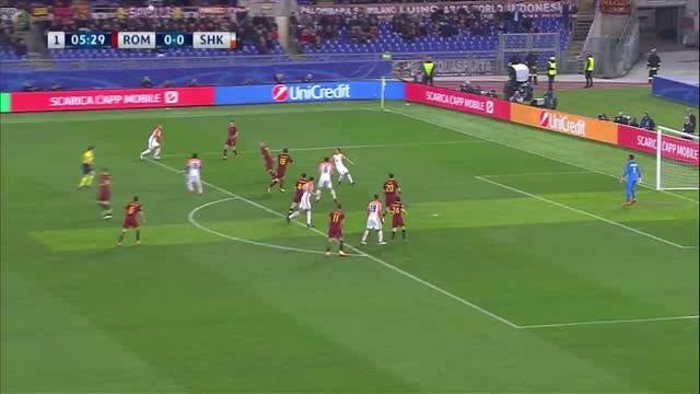 Roma x Shakhtar Donetsk - Liga dos Campeões - Oitavas de Final - Volta