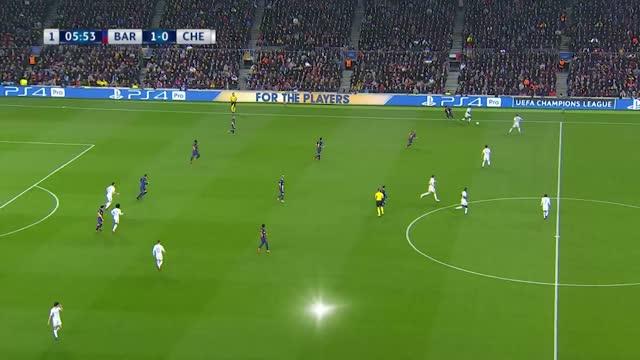 Barcelona x Chelsea - Liga dos Campeões - Oitavas de final - Volta
