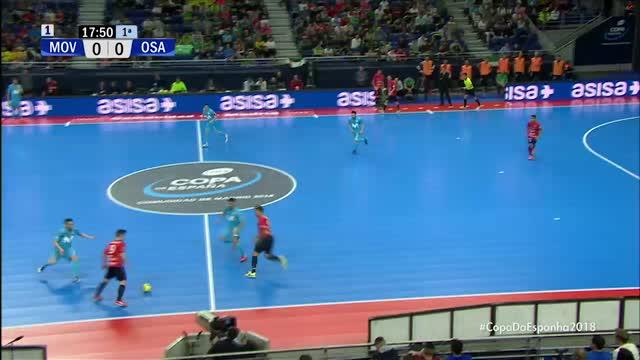 Movistar Inter x Osasuna-Magna - Copa Espanhola de Futsal - Quartas de Final