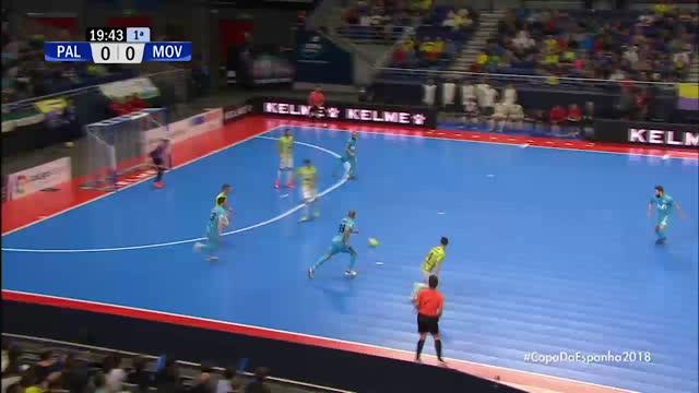 Palma Futsal x Movistar Inter - Copa Espanhola de Futsal - Semi-final