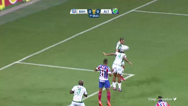 Bahia x Altos - Copa do Nordeste - 5ª Rodada