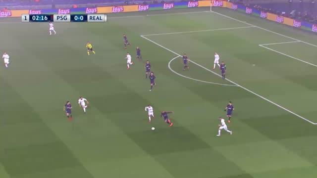 PSG x Real Madrid - Liga dos Campeões - Oitavas de Final - Volta