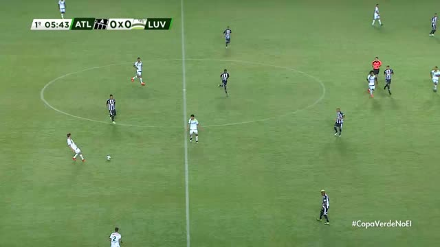 Atlético-ES x Luverdense - Copa Verde - Semifinal - Volta
