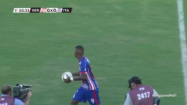 Sergipe x Itabaiana - Campeonato Sergipano - Final - Volta
