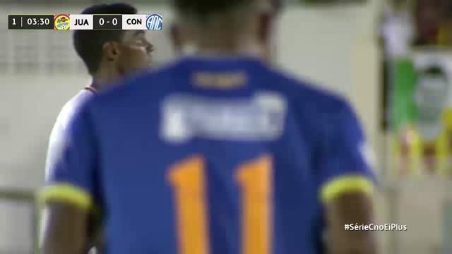 Juazeirense x Confiança - Campeonato Brasileiro Série C - 14/04/2018