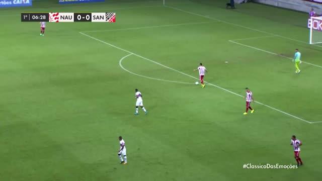 Náutico x Santa Cruz - Serie C - 1ª Rodada