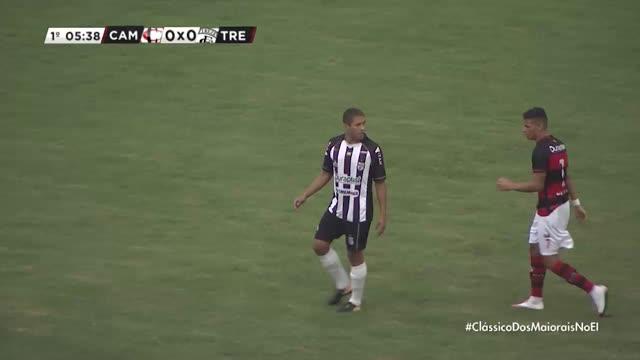 Campinense x Treze - Campeonato Paraibano - 04/03/2018