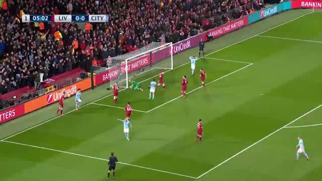 Liverpool x Manchester City - Liga dos Campeões - Quartas de Final - Ida