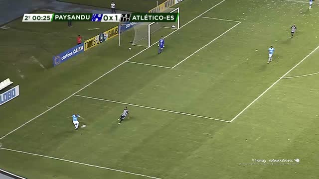Paysandu x Atlético ES - 16/05/2018