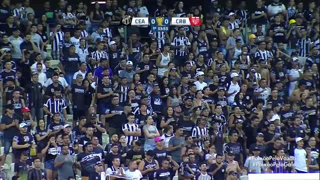 Ceará x CRB - Copa do Nordeste - Quartas de Final - Volta
