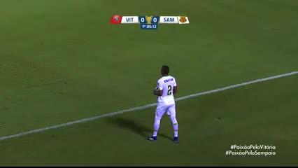 Vitória x Sampaio Corrêa - Copa do Nordeste - Quartas de Final - Volta