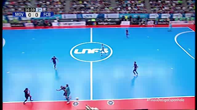 Movistar Inter x Barcelona - Liga Espanhola de Futsal - Final - Jogo 2
