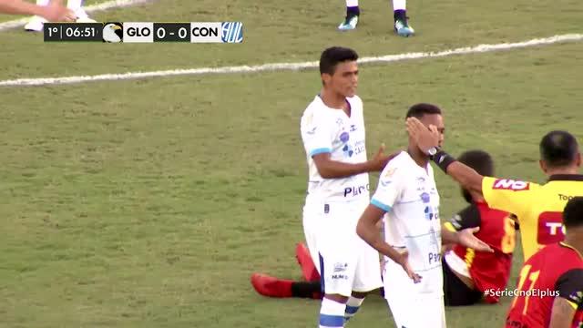 Globo x Confiança - Campeonato Brasileiro - Série C - 9ª Rodada