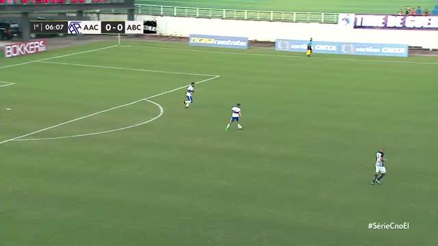 Atlético AC x ABC - Campeonato Brasileiro - Série C - 9ª Rodada