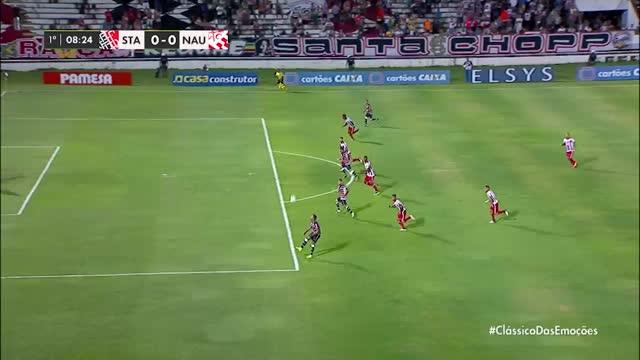 Santa Cruz x Náutico - Campeonato Brasileiro Série C - 10ª Rodada