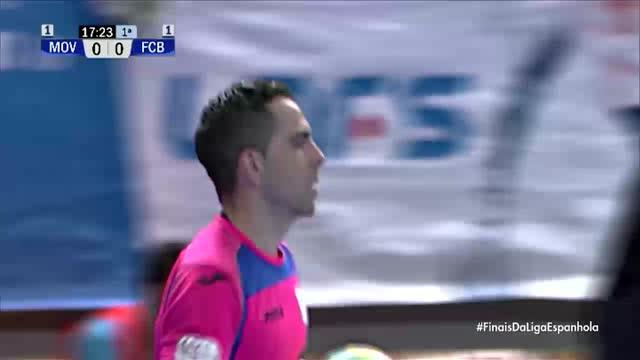 Movistar Inter x Barcelona - Liga Espanhola de Futsal - Final - Jogo 5