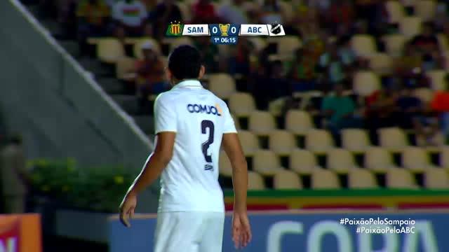 Sampaio Corrêa x ABC - Copa do Nordeste - Semifinal - Ida