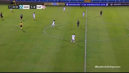 Avaí x Atlético-PR - Campeonato Brasileiro de Aspirantes - 2ª Rodada