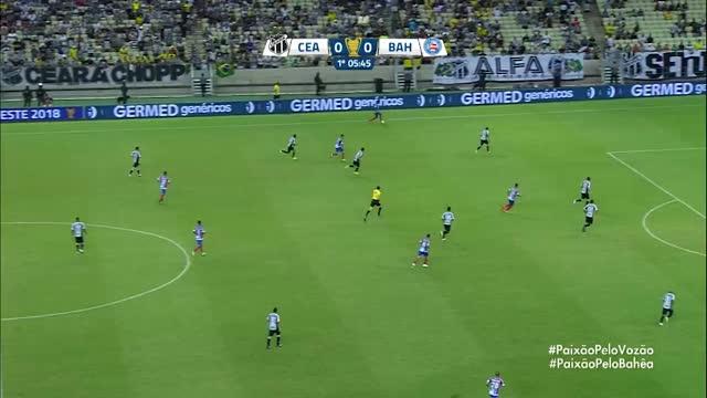 Ceará x Bahia - Copa do Nordeste - Semifinal - Ida